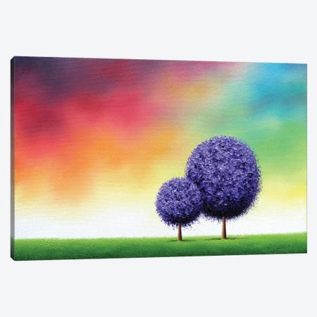 Nature's Comfort Canvas Print #RBI50} by Rachel Bingaman Canvas Artwork
