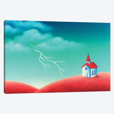 Refuge Canvas Print #RBI56} by Rachel Bingaman Canvas Print