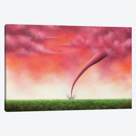Storm Warning Canvas Print #RBI72} by Rachel Bingaman Canvas Art