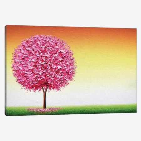 The Coming Bloom Canvas Print #RBI74} by Rachel Bingaman Canvas Art Print