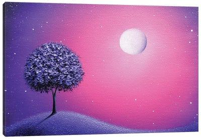 Wakes The Night Canvas Art Print