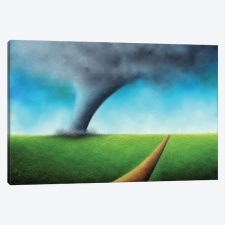 Against Wayward Winds Canvas Print #RBI8} by Rachel Bingaman Canvas Wall Art