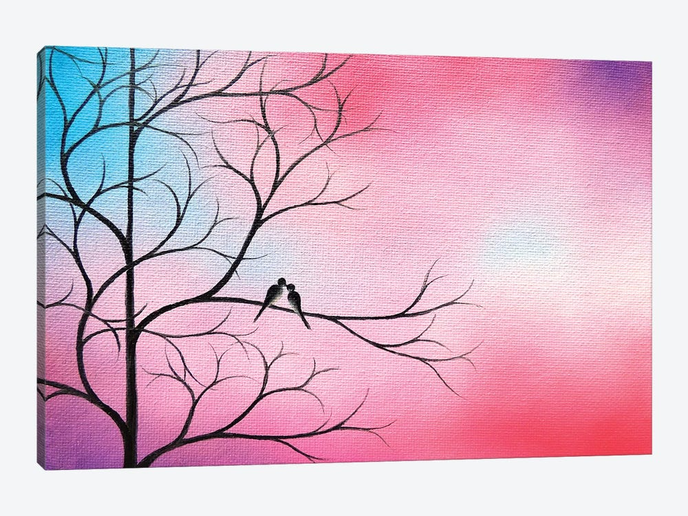 Always and Forever by Rachel Bingaman 1-piece Canvas Artwork