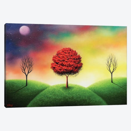 As We Are Not Canvas Print #RBI9} by Rachel Bingaman Canvas Wall Art