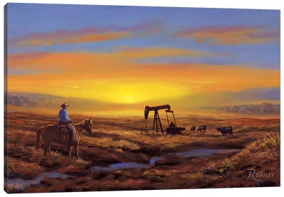 Diversified Assets Canvas Art Print