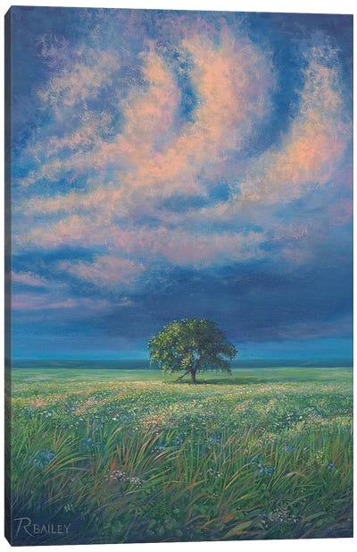 I Am Not Alone Canvas Art Print