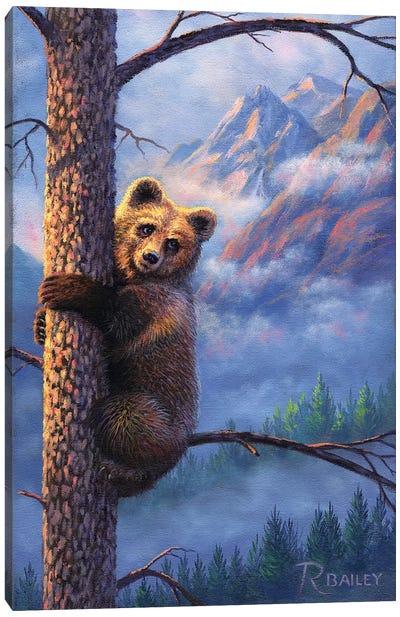 Oh Mamma Canvas Art Print