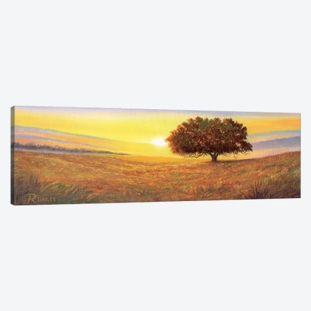 One And Only Canvas Print #RBL34} by Rod Bailey Canvas Wall Art