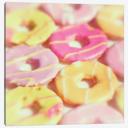 Iced Biscuits Canvas Print #RBM31} by Ros Berryman Canvas Artwork
