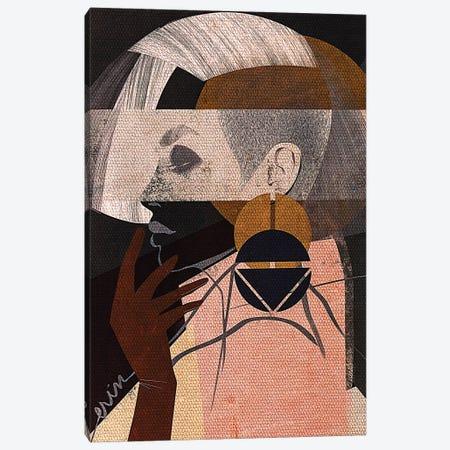 Face Off No. 2 Canvas Print #RBN17} by Erin K. Robinson Canvas Artwork