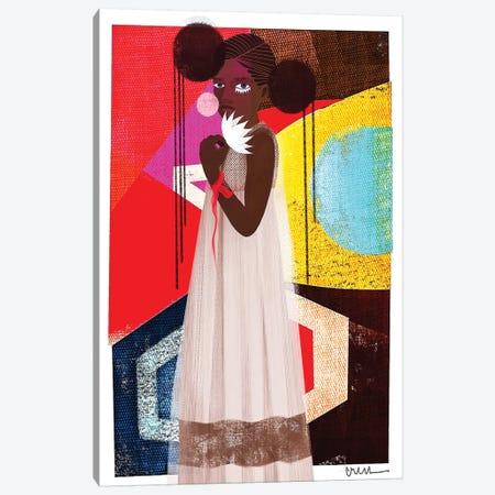 Marché Canvas Print #RBN19} by Erin K. Robinson Art Print