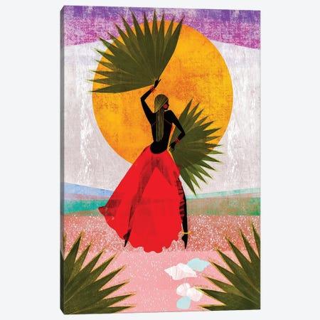 Martine Canvas Print #RBN20} by Erin K. Robinson Canvas Art