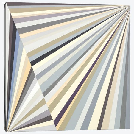 Modular Rearranged Canvas Print #RBO15} by Richard Blanco Art Print