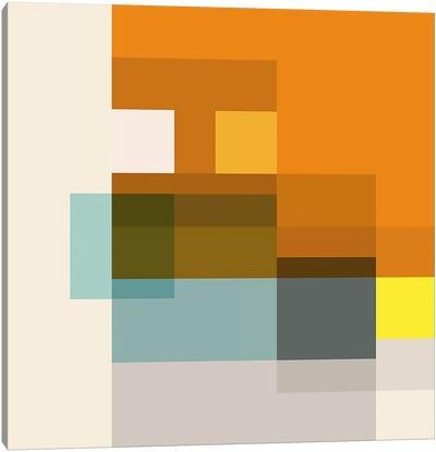 Pataphysical Square Canvas Art Print
