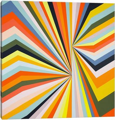 Critical Distance Canvas Art Print