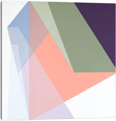 Pure Orpheus Number #7 Canvas Art Print