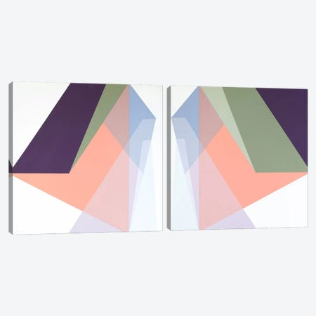 Pure Orpheus Diptych Canvas Print Set #RBO2HSET001} by Richard Blanco Canvas Print