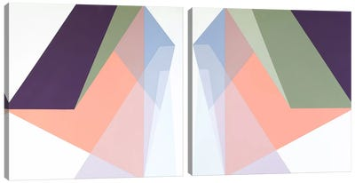 Pure Orpheus Diptych Canvas Art Print