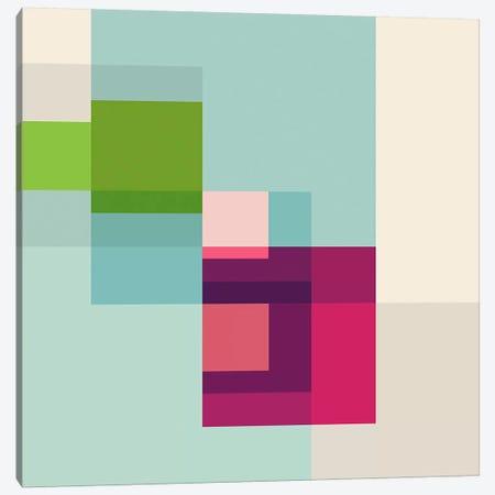Unfolding Elegance Canvas Print #RBO34} by Richard Blanco Canvas Print