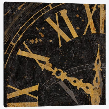 Roman Numerals II Canvas Print #RBR14} by Russell Brennan Canvas Art