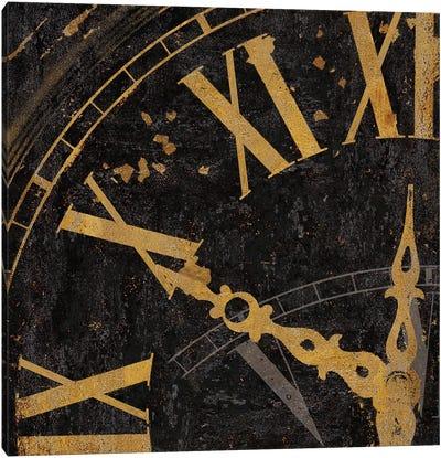Roman Numerals II Canvas Art Print