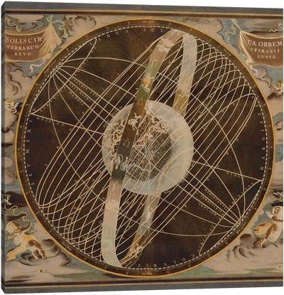 Celestial I Canvas Art Print