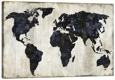 The World II Canvas Art Print