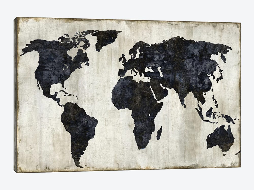 The World II by Russell Brennan 1-piece Canvas Art Print