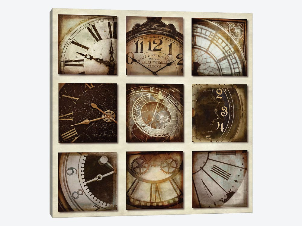 Time Has Come Today by Russell Brennan 1-piece Canvas Print