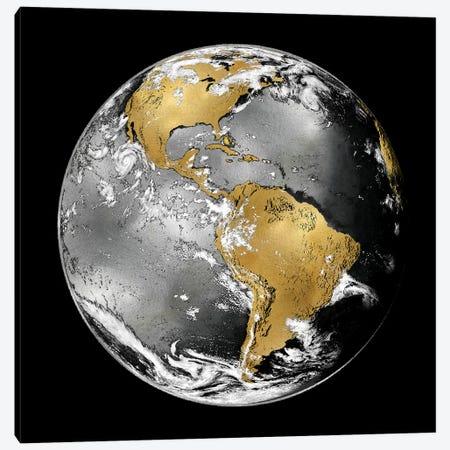 World Turning III Canvas Print #RBR31} by Russell Brennan Canvas Art Print