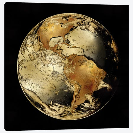 World Turning IV Canvas Print #RBR32} by Russell Brennan Canvas Art Print