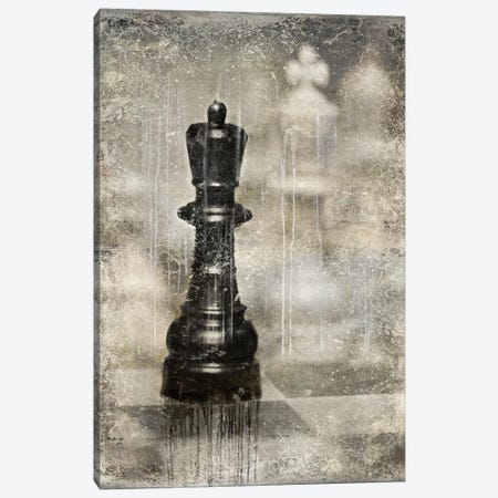 Checkmate I Canvas Print #RBR3} by Russell Brennan Canvas Wall Art