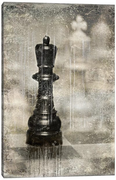 Checkmate I Canvas Art Print