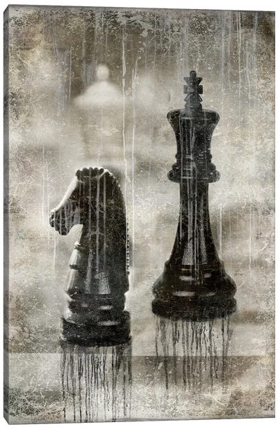 Checkmate II Canvas Art Print