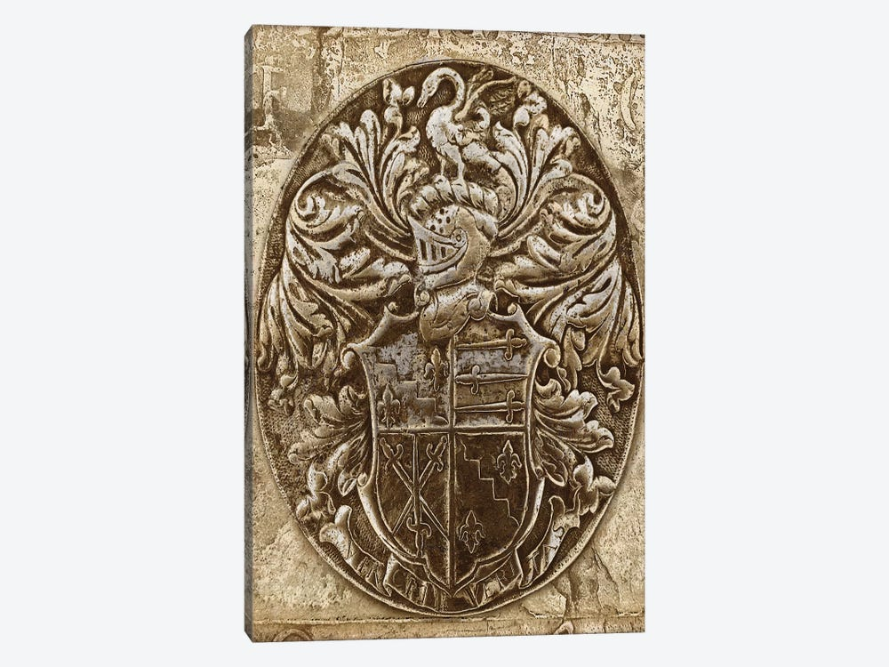 Coat Of Arms II by Russell Brennan 1-piece Art Print