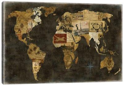 Faraway Places Canvas Art Print