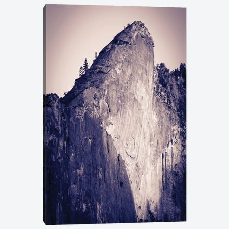 The Leaning Tower, Yosemite National Park, California, USA. Canvas Print #RBS130} by Russ Bishop Canvas Artwork
