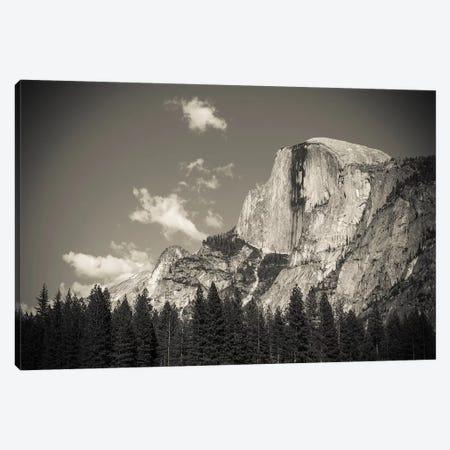 Half Dome, Yosemite National Park, California, USA Canvas Print #RBS97} by Russ Bishop Canvas Print