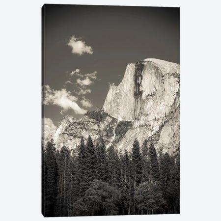 Half Dome, Yosemite National Park, California, USA Canvas Print #RBS98} by Russ Bishop Canvas Wall Art
