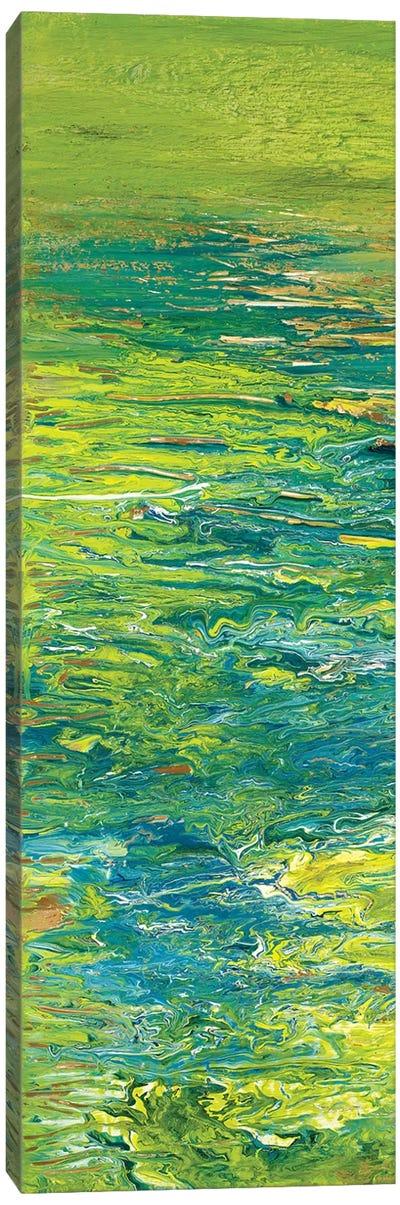 The Lake II Canvas Art Print