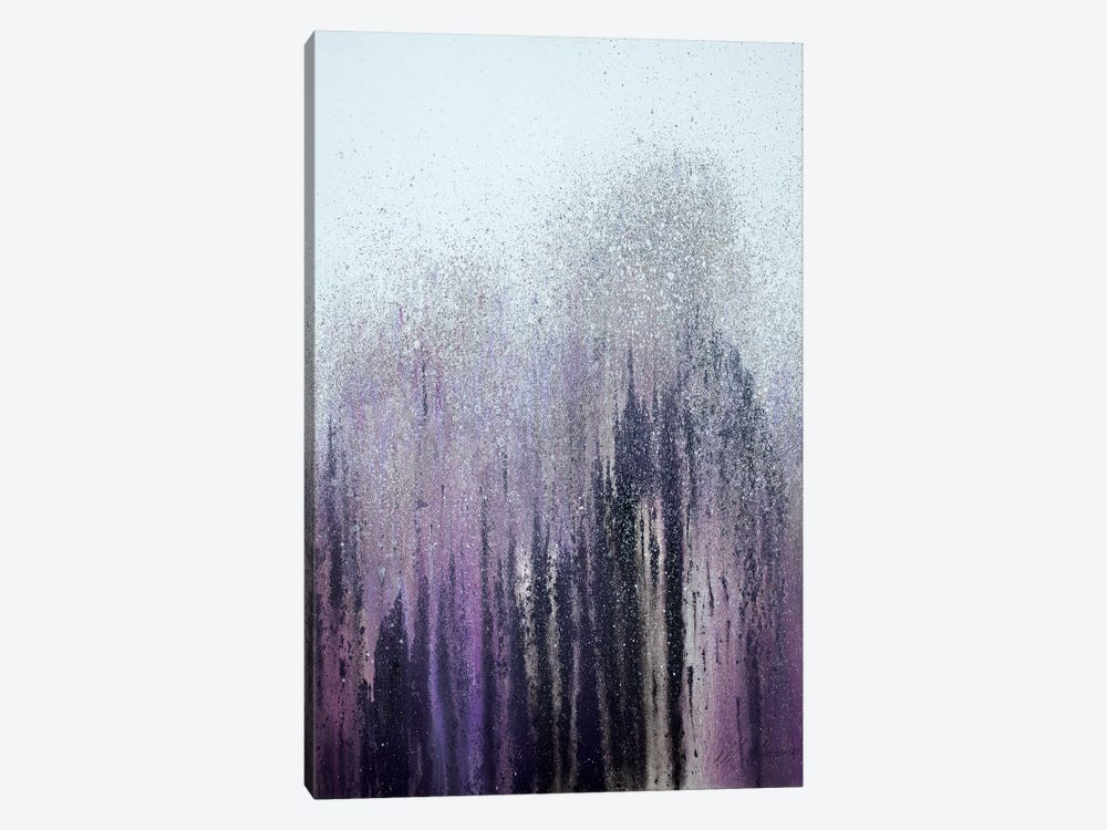 Winter Woods by Roberto Gonzalez 1-piece Canvas Art
