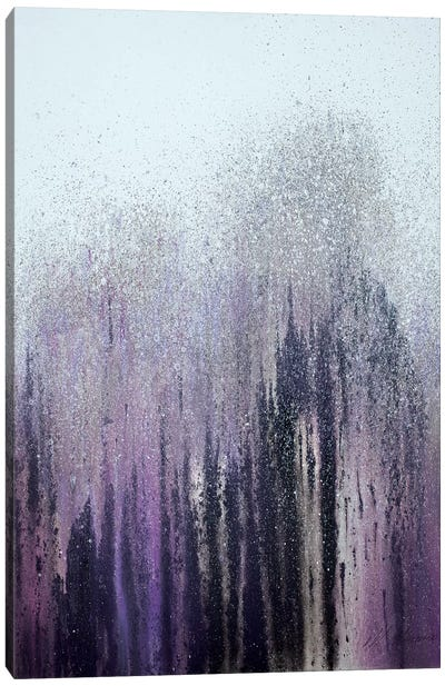 Winter Woods Canvas Art Print