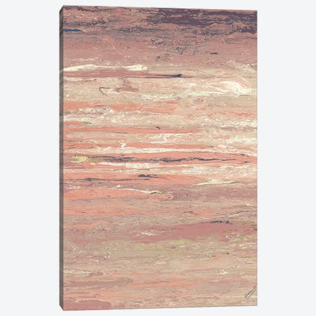 Blush Sunset Canvas Print #RBT1} by Roberto Gonzalez Canvas Artwork