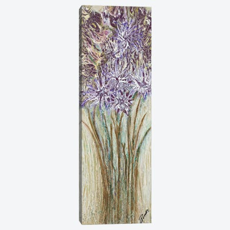 Lavender Strong I 3-Piece Canvas #RBT23} by Roberto Gonzalez Canvas Artwork