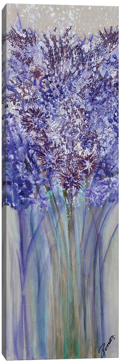 Lavender Strong II Canvas Art Print