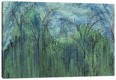 Tropic Storm Canvas Art Print