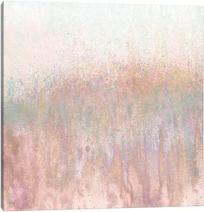 Blushing Woods Canvas Art Print