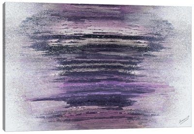 Purple Woods Canvas Art Print