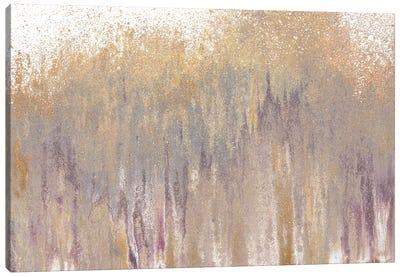 Rose Gold Expression Canvas Art Print