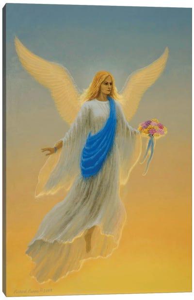 Morning Angel Canvas Art Print